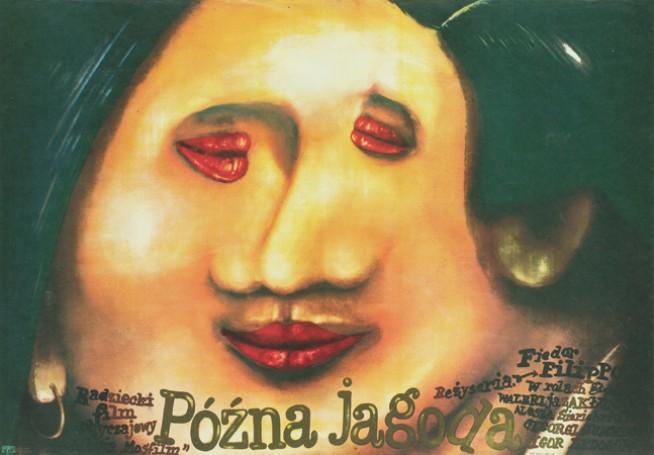Późna jagoda, 1976 r.