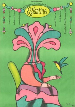Eglantine, 1973 r.