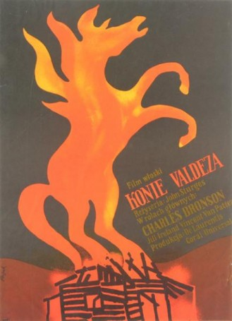 Konie Valdeza, 1977 r.