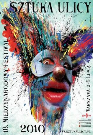 18 Międzynarodowy Festiwal Sztuka Ulicy