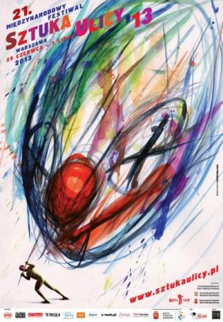 21 Międzynarodowy Festiwal Sztuka Ulicy