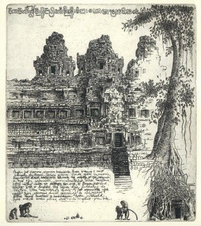 Angkor (List zKambodży), 2013 r.