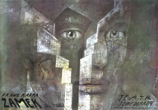 Zamek, Franz Kafka, 1993