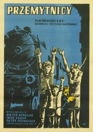 Przemytnic, 1957 r.