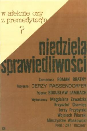 Niedziela Sprawiedliwości, 1965 r.