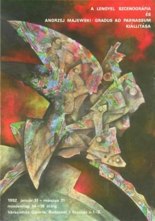 A Lengyel Szcenografia es Andrzej Majewski, 1992 r. -wystawa