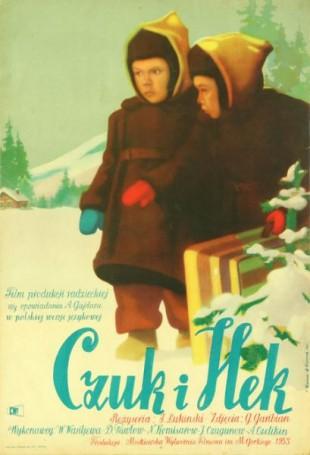 Czuk iHek, 1953 r.
