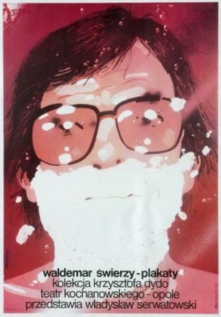 Waldemar Świerzy- posters, Krzysztof Dydo collection
