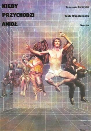 Kiedy przychodzi Anioł, 1978 r.