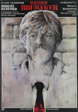 Więzień Brubaker, 1984 r.