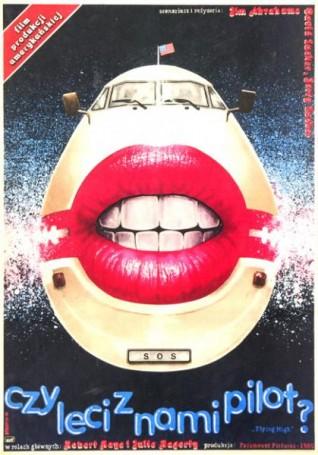 Czy leci znami pilot, 1984 r.