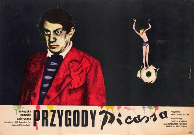 Przygody Picassa, 1979