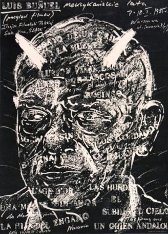 Meksykanskie lata. Louis Bunel przeglad filmow, 1985