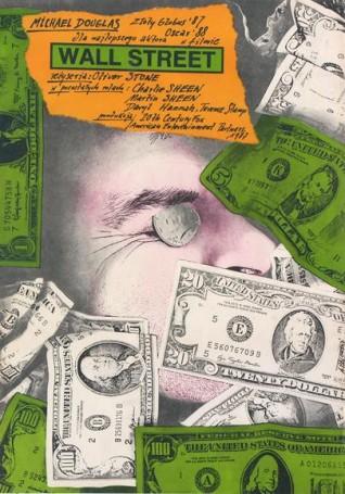 Wall Street, 1988 r., reż: Oliver Stone