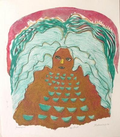 Prozerpina, 1977 r.