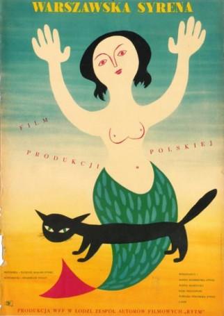 Warszawska Syrena, 1956 r., Eryk Lipiński