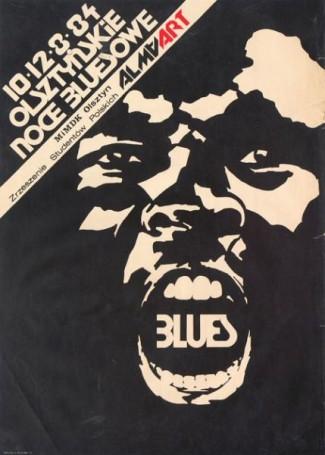 Olsztyńskie noce bluesowe'84, 1984 r.