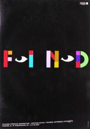 Find, wystawowy, 2000