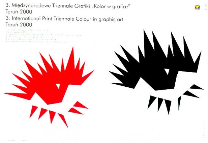 III Międzynarodowe Triennale Grafiki, Kolor wGrafice