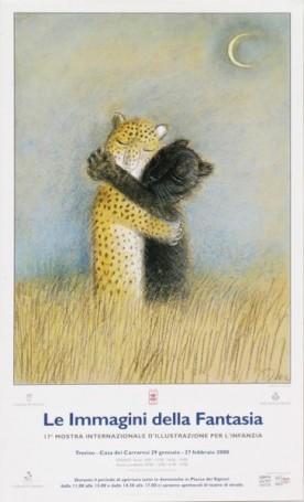 Le immagini della Fantasia 17a Mostra Internazionale d'illustrazione per l'infanzia (mały format)