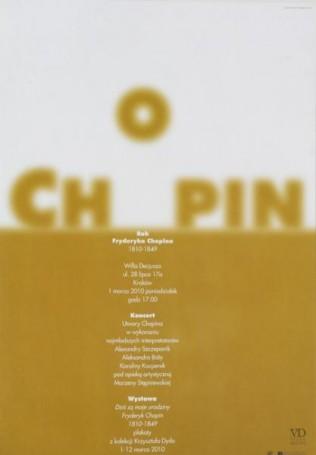 Chopin. Rok Fryderyka Chopina 1810-1849, festiwalowy