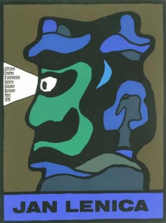 Affisches Cinema D'animation Galerie …. wystawowy, 1978