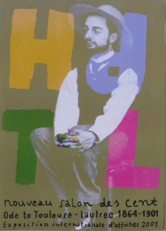 Hdtl Ode to Toulouse Lautrec, 2011