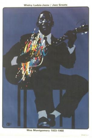 Wielcy ludzie jazzu- Wes Montgomery