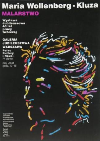 Maria Wollenberg- Kluza. Paintings, 1981