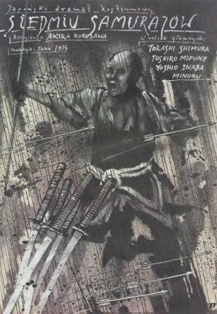 Siedmiu Samorajow, 1987, director: Akira Kurosawa