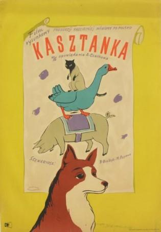Kasztanka, 1953 r.