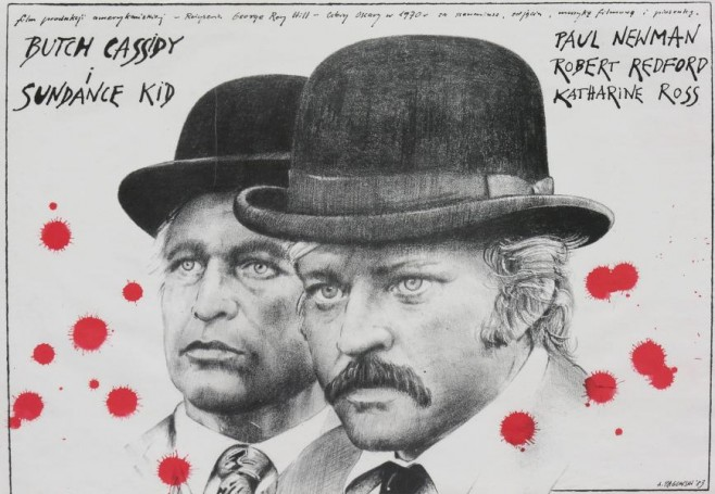 Butch Cassidy iSundance Kid, 1983r., reż.: George Roy Hill