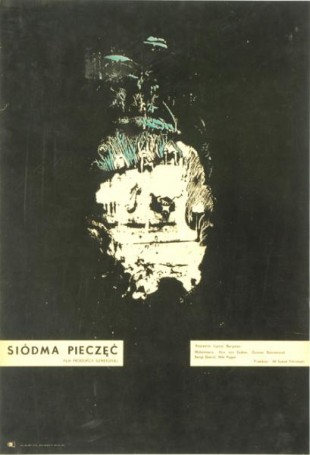 Siódma pieczęć, 1958 r.