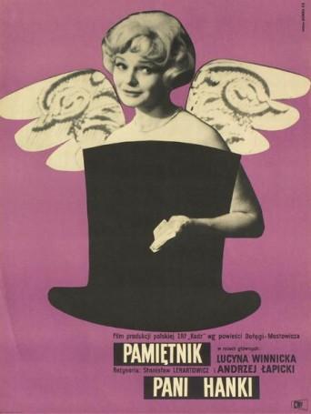 Pamietnik pani Hanki, 1963