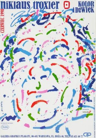 Niklaus Troxler- kolor idźwięk