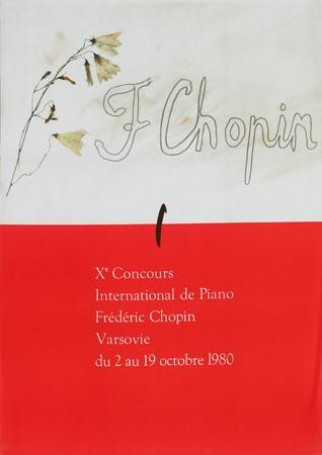 F. Chopin Xe Concours International de Piano, 1979 r.