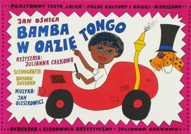 Bamba wOazie Tongo, reż. J. Całkowa