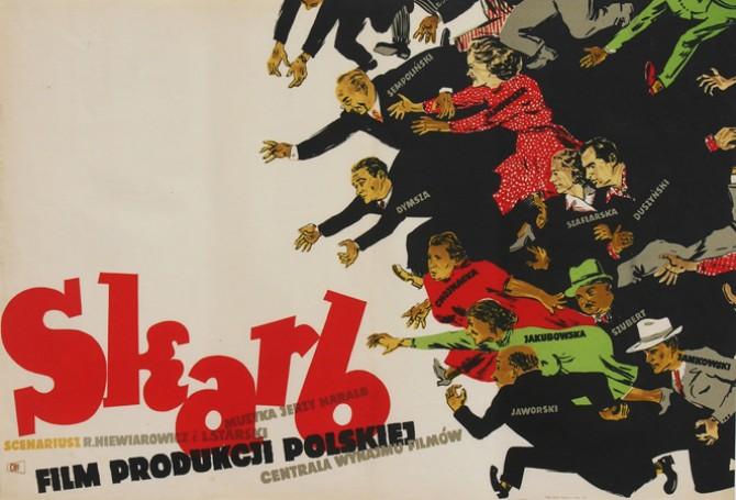 Skarb, 1952