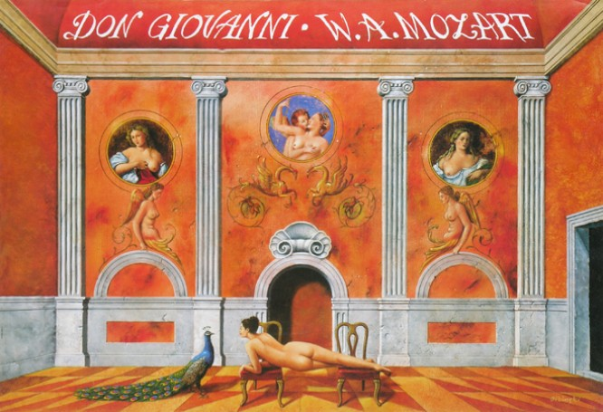 Don Giovanni, W.A. Mozart