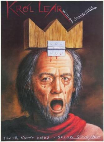 Król Lear, 2000 r.