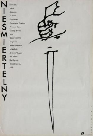 Nieśmiertelny, 1986 r.