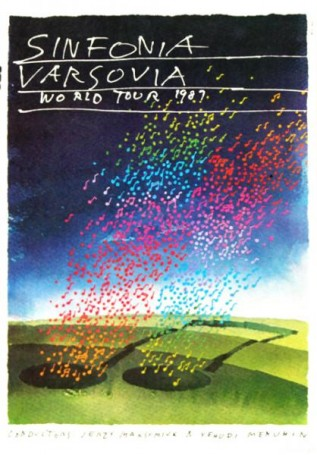 Sinfonia Varsovia World Tour 1987