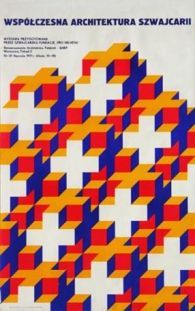 Współczesna Architektura Szwajcarii, 1971 r.