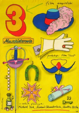 The Three Musketeers -The Queen' s Diaminds, 1973
