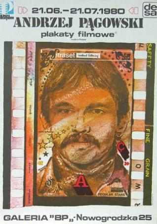 Andrzej Pągowski plakaty filmowe