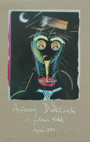 Andrzej Dudziński, 1990