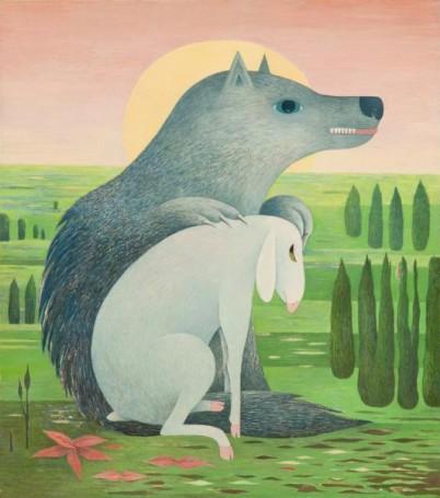 Wilk iowieczka