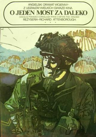 O jeden most za daleko, 1978 r.