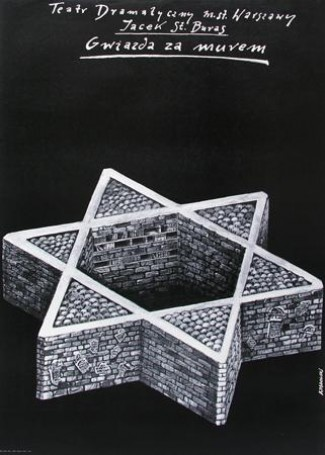 Gwiazda za murem, Jacek St. Buras
