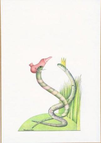 Ilustracja do baśni